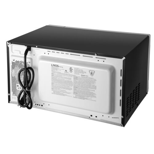 1.1 Cu Ft Microwave Oven Stainless Steel Inverter Technology Counter-top 900W