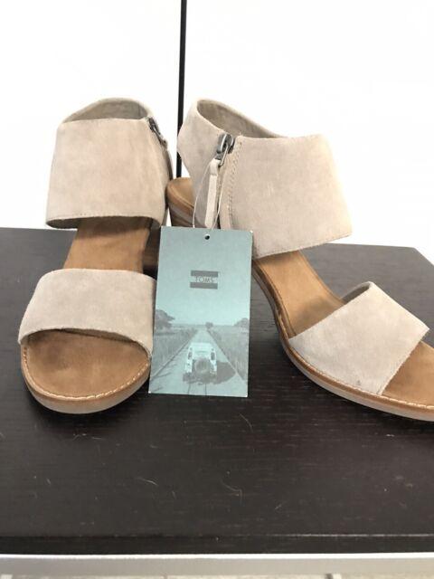 TOMS Women's Majorca Cutout Heels