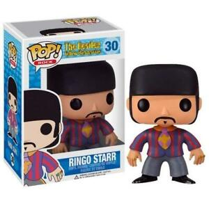 RARE-Vaulted-RINGO-STARR-BEATLES-Funko-Pop-Vinyl-New-in-Mint-Box-Protector