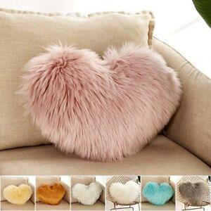 Fluffy-Faux-Fur-Plush-Heart-Sofa-Chair-Bed-Room-Pillow-Case-Cushion-Decor-kCzMt