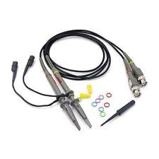 6080100200mhz 1x10 Digital Oscilloscope Scope Test Clip Lead Probe Kit Hantek