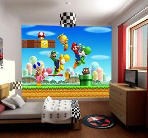 Tapeten & Zubehör Super Mario Bros Luigi Photo Wallpaper ...