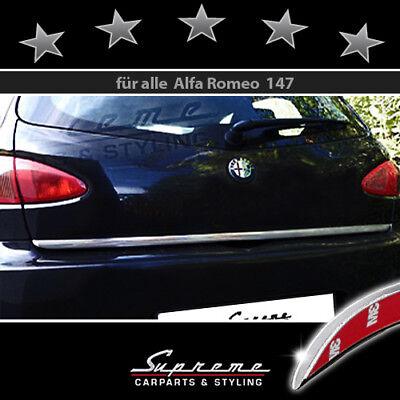 Schutzleisten für Alfa Romeo 147 ab Baujahr 2000-2010