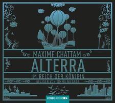 Chattam, Maxime - Alterra - Im Reich der Königin: 2. Teil. (OVP)