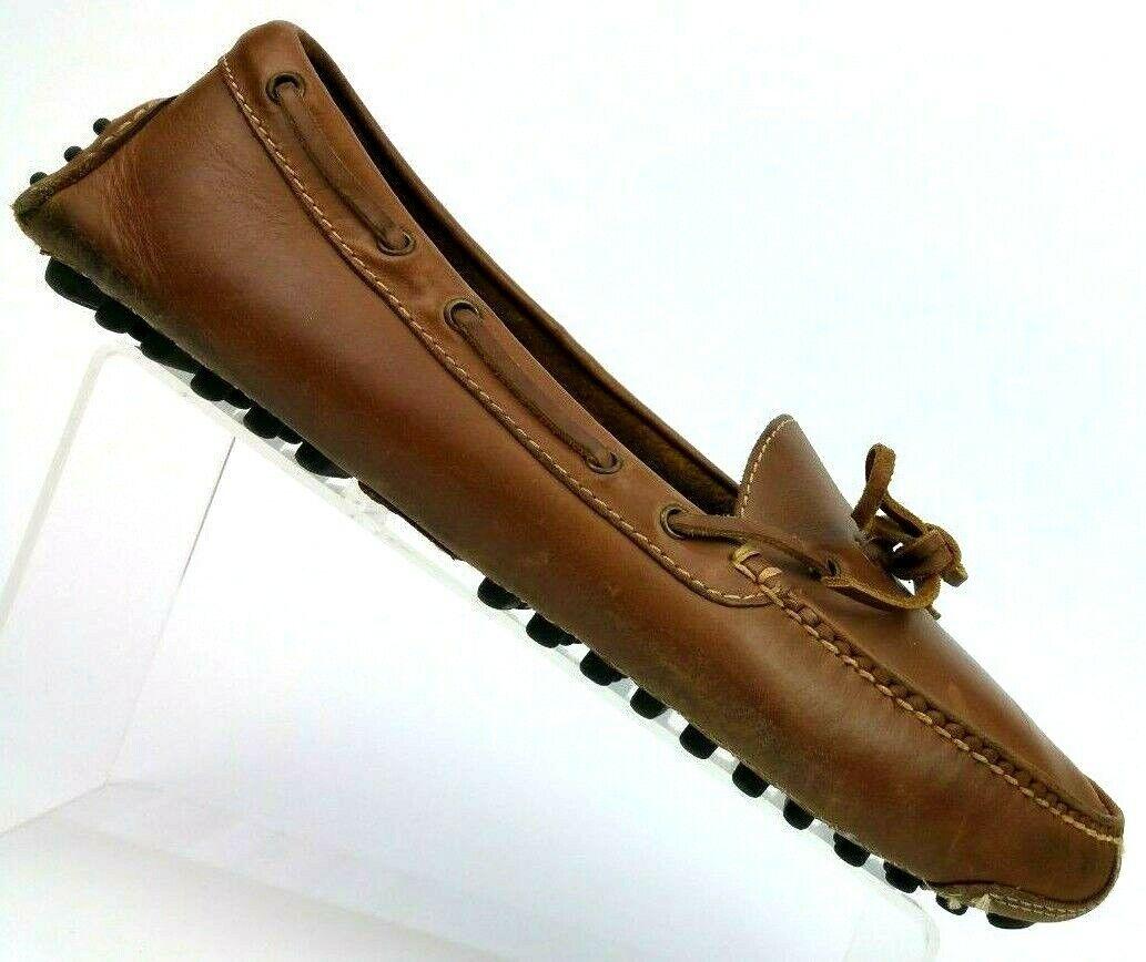 Cole Haan Gunnison Driver Moccasin Leather Lofers  Slip on scarpe 13215 Mens 10  garanzia di qualità