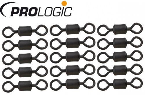 Prologic LM Swivel Size 12-15 Wirbel für Karpfenmontagen Vorfachwirbel