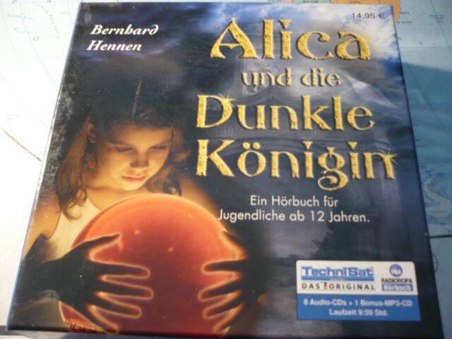 Alica und die Dunkle Königin von Bernhard Hennen (2008)
