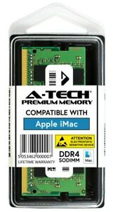 8GB-DDR4-2400-MHz-RAM-for-Mid-2017-APPLE-iMac-18-1-18-2-18-3-A1418-A1419-Memory