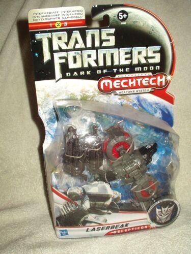 Transformers Action Figure DOTM Movie Deluxe Laserbeak 6 inch