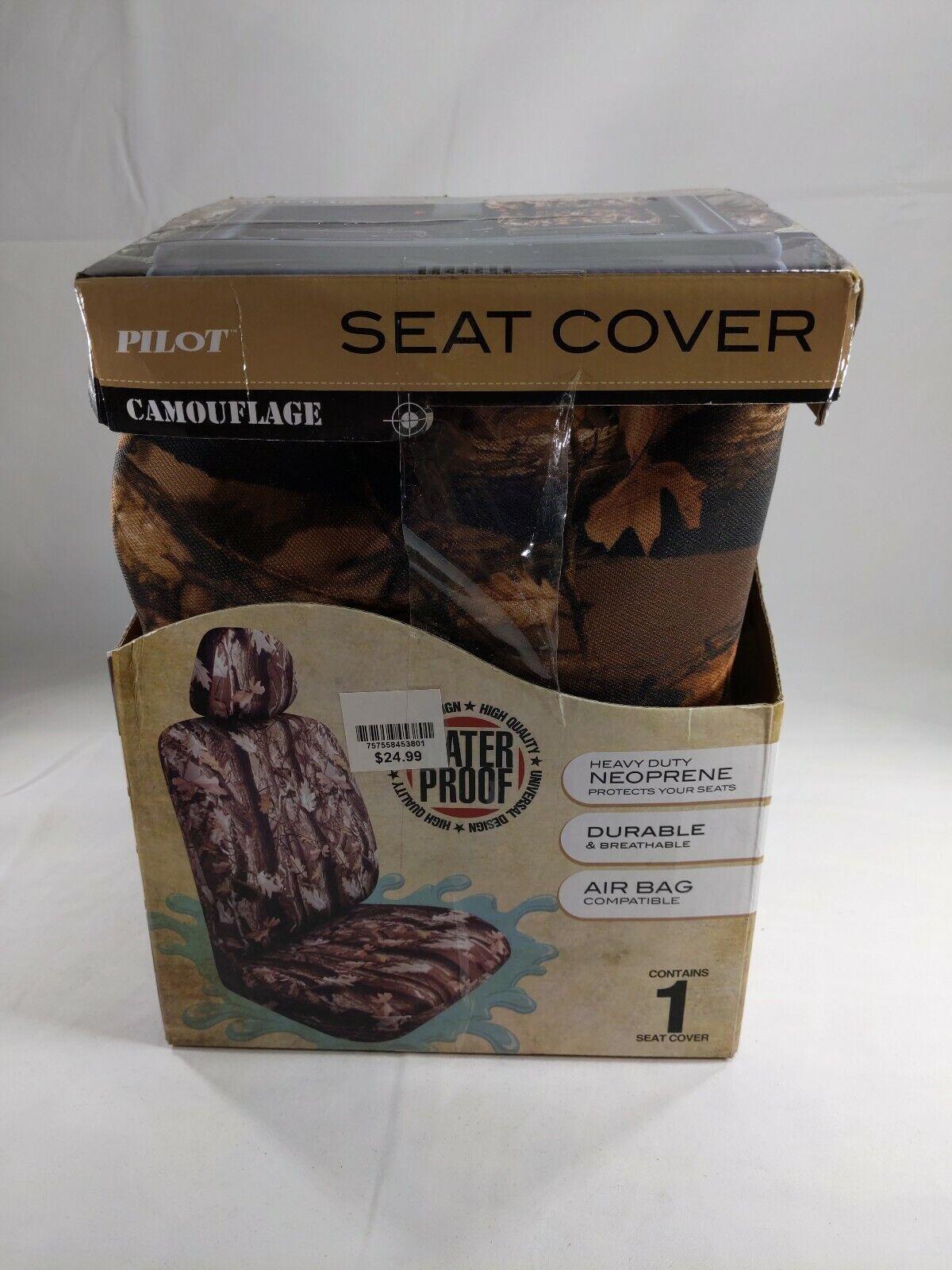 Pilot Automotive SC-5026CASH Seat Cover