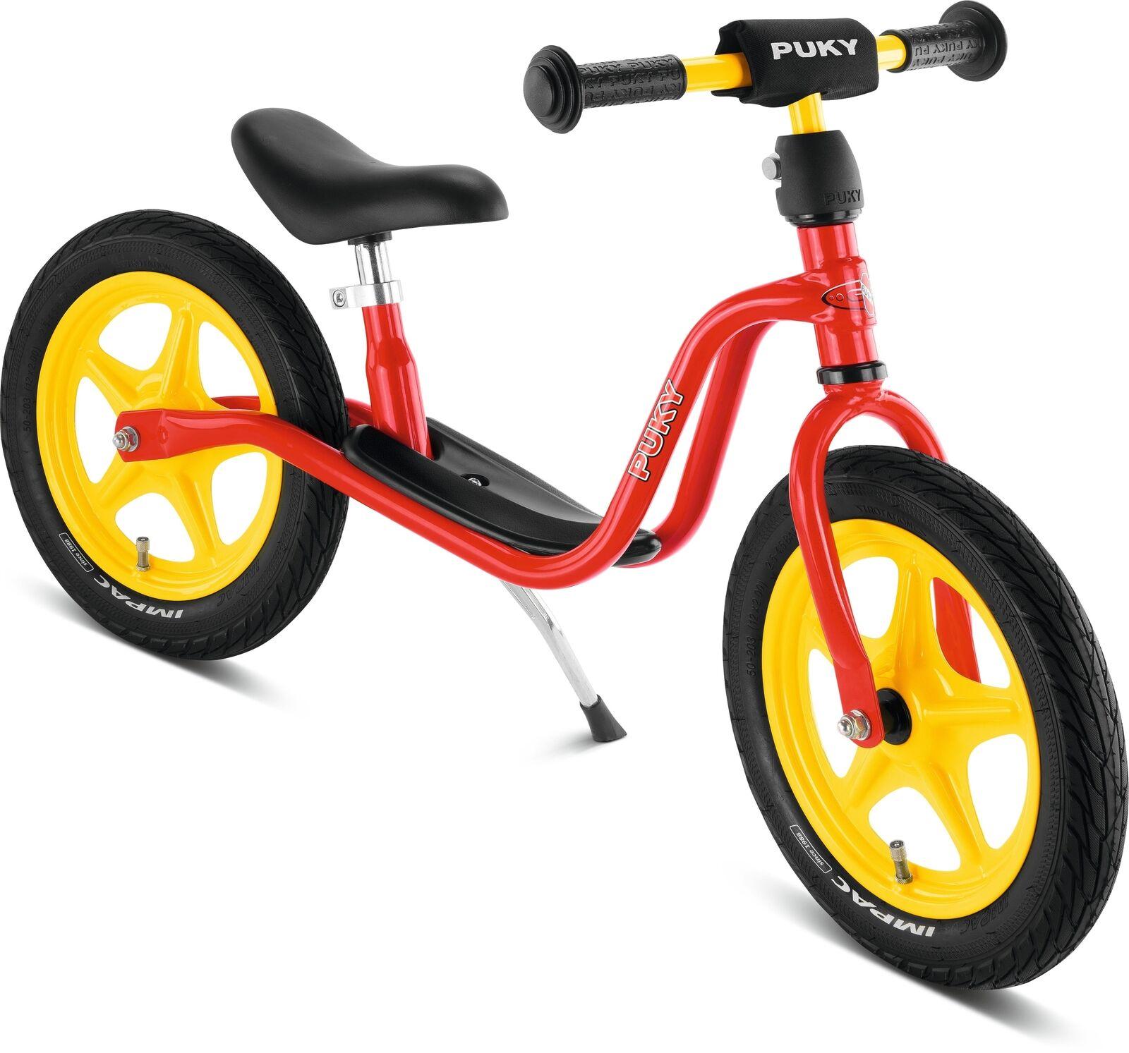 Puky LR 1 L Laufrad Lauflernrad Kinderlaufrad Alter 3+ Rot 4003