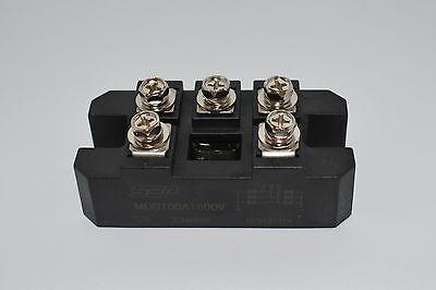 Diody Firma i Przemysł Diode Bridge Rectifier 100A 1600V MDS100A1600V 100 amp 1600 volt 1pcs USA Seller