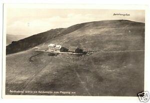 Hart Arbeitend Ak Belchen 1929 Luftbild Mit Belchenhotel