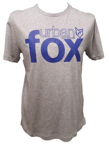 New Urban Fox Perfox Mens T-Shirt Short Sleeve~Muscle Fit