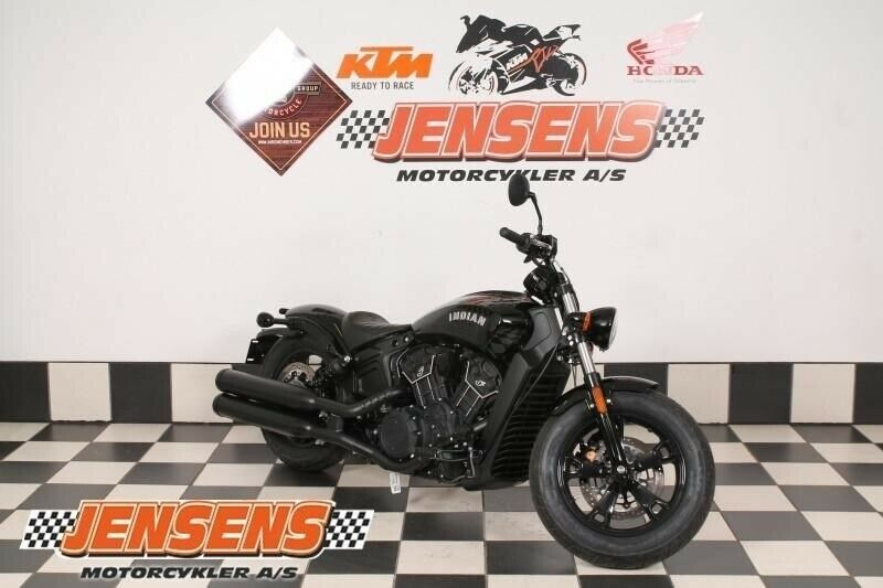 Indian, Scout Sixty Bobber, ccm