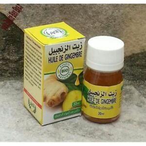Huile-de-Gingembre-BIO-100-Pure-et-Naturelle-30ml-Ginger-Oil-Aceite-de-Jengibre