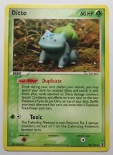 Ditto (Bulbasaur) - 36/113 Ex Delta Species - Pokemon Card