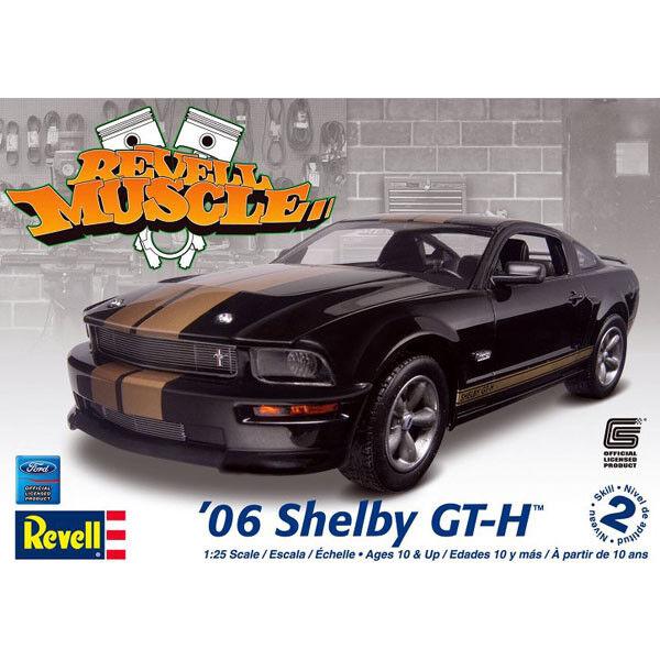 Revell Monogram  25 06 Shelby GTH™
