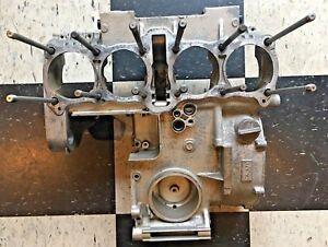 Kawasaki-KZ1000-Upper-Crank-Case-OEM-1982-top-engine-half-block-bottom-end