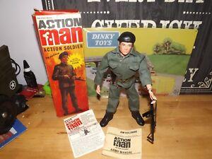VINTAGE-ACTION-MAN-SOLDIER-BOXED-FLOCKED-HAIR-FIGURE-ORIGINAL-34014