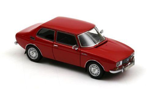 Célébrez Noël, accueillez accueillez accueillez le Nouvel An et vous le rend! Saab 99 Saloon rouge 1978 1/43 NEO | Durable Dans L'utilisation  a2a2d4