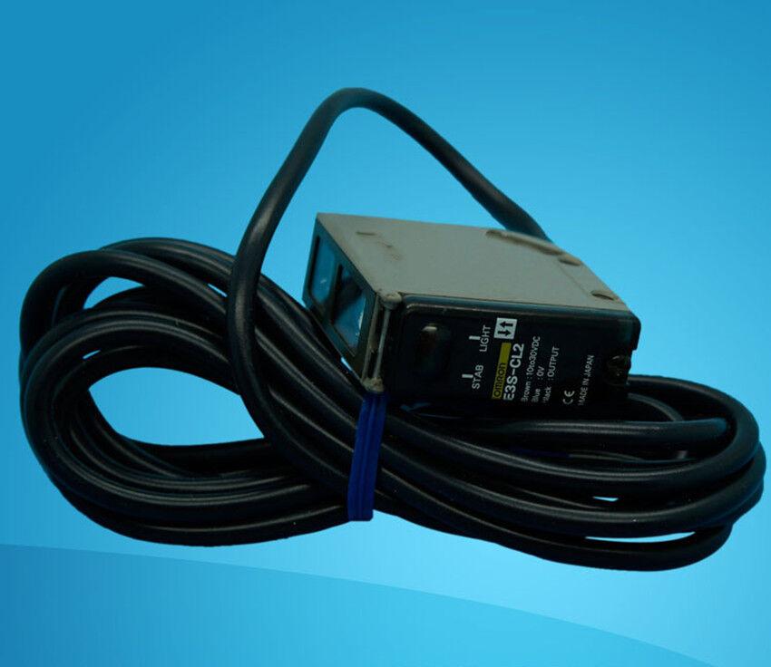 E3s-cl2 E3scl2 Omron Photoelectric Sensor Switch Pdh | eBay