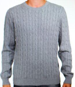 GANT Cotton Cable Rugger Blue, Pulli 3XL:
