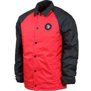 616eef2fa Details about THE NORTH FACE x VANS Mens TORREY MTE Coach JACKET TNF Red /  TNF Black
