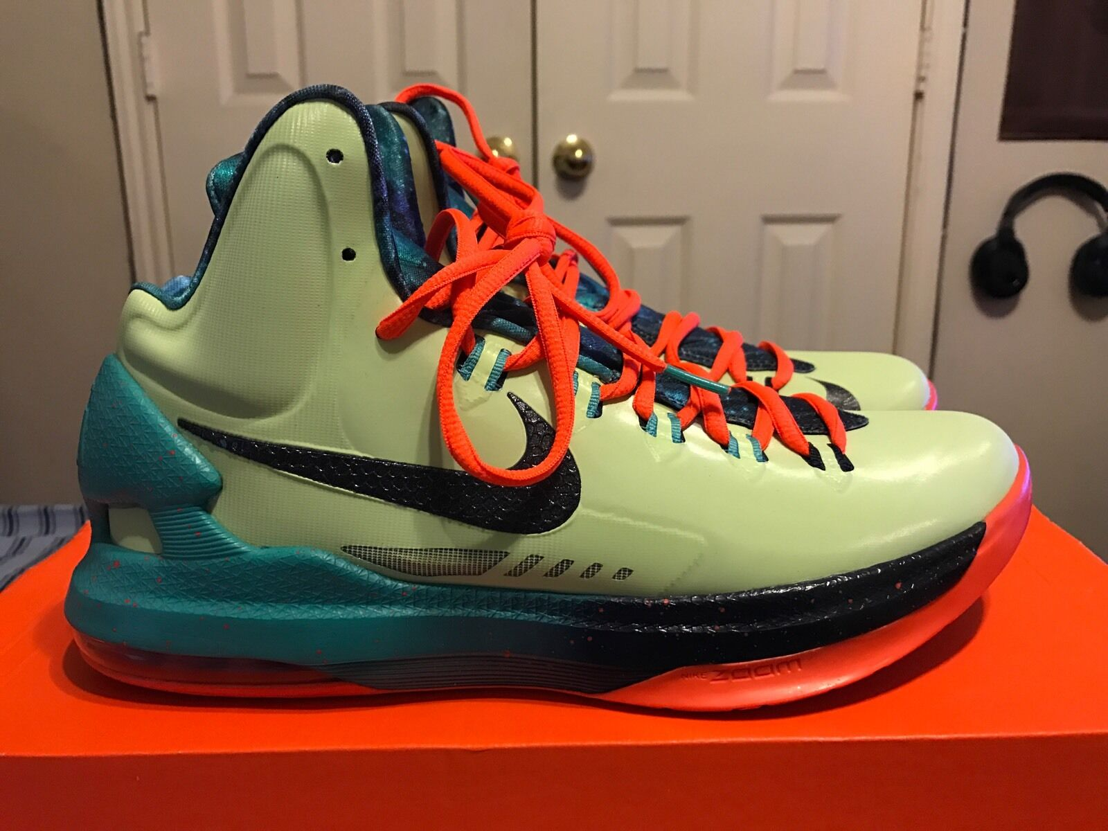 a953aec5893a reduced nike kd 9.5 5 all star area 72 size 9.5 kd 327114 a4f1f a51fd