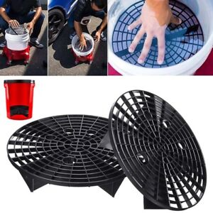 Car-Auto-Wash-Grit-Guard-Insert-Washboard-Water-Bucket-Filter-Anti-Scratch-Tool
