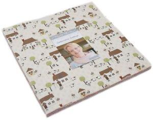 Cottontail-Cottage-Moda-Layer-Cake-42-100-Cotton-10-034-Precut-Quilt-Squares
