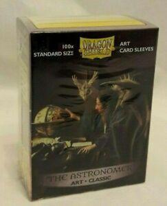Dragon-Shield-Art-Card-Sleeves-Astronomer-Classic-Standard-100-Box-Sealed-NEW