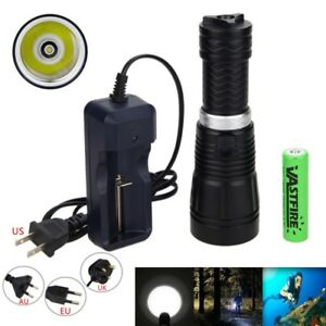 Underwater-100m-10000LM-XM-L-T6-LED-Scuba-Diving-Lights-Flashlight-18650-26650
