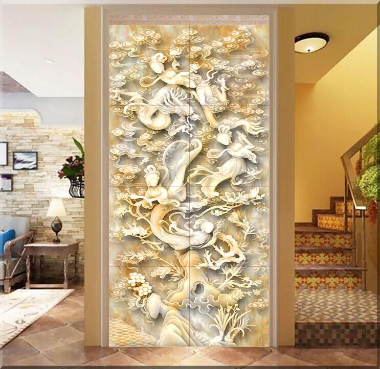 3D Kunstwerke 4300 Fototapeten Wandbild Fototapete BildTapete Familie DE