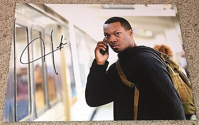 Adaptable Corey Hawkins Signed Autograph 24 Legacy 11x14 Photo A W/exact Video Proof Profit Small Entertainment Memorabilia Television