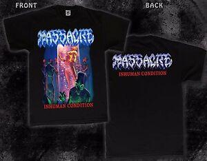 MASSACRE-Back from Beyond-Death metal-Massacra-Obituary,T/_shirt S to 6XL sizes