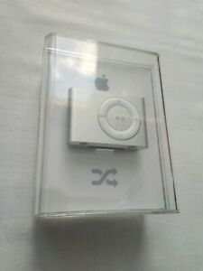COLLECTORS-ITEM-APPLE-IPOD-SHUFFLE-2ND-GENERATION-1GB-SILVER-BRAND-NEW-A1204
