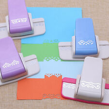 Printing Paper Hand Shaper Tags Card Craft DIY Scrapbook Punch Cutter Tool New
