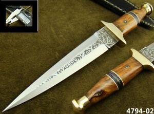 ALISTAR SUPERB HANDMADE STAINLESS STEEL KNIFE HUNTING DAGGER KNIFE (4794-2