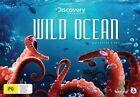 Wild Ocean (DVD, 2016, 4-Disc Set)