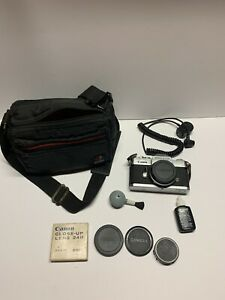 Vintage-CANON-Pellix-QL-SLR-Fixed-Mirror-FD-FL-Mount-Camera-Body-No-1534051