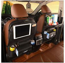 Rücksitztasche mit Tisch Ablage Rückenlehnentasche Auto Tasche Organizer PKW