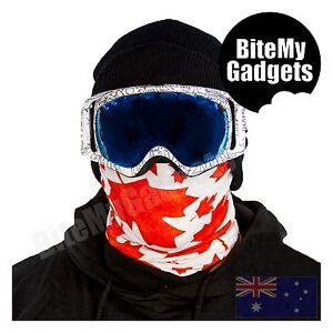SA Co - Frost Tech - CANADA - Face Shield - Bandana Neck Scarf ... ede51f48786