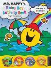 Mr Men: Mr. Happy's Rainy Day Activity Book by Egmont Publishing UK (Paperback, 2016)
