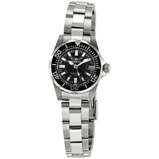 Invicta Sapphire Diver Black Dial Two-Toned Stainless Steel Ladies Watch 7059
