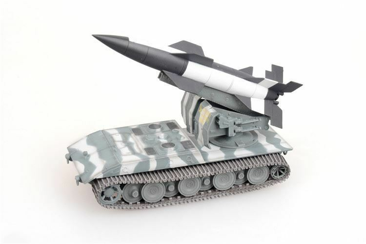 Modelcollect German V4 Tactical Missile Launcher 1 72 Tank Armored Car AS72121