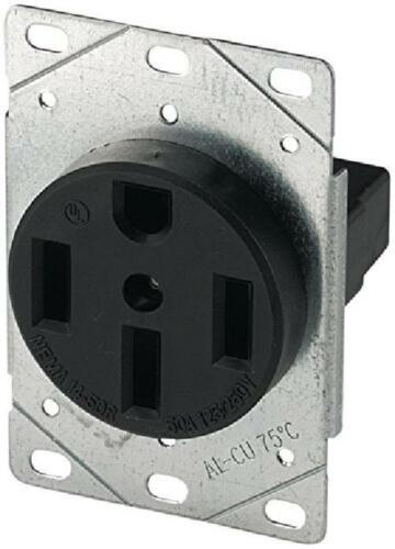 Eaton 1258-Sp 50-Amp Power Receptacle