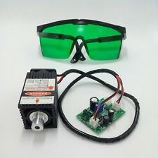 500mW 405nm Blue-Violet Laser Module For DIY CNC Laser Cutter Engraving Machine