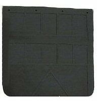 "Heavy Duty Rubber Mudflaps, 18"" x 20"" (1-pair) #B1820LSP"