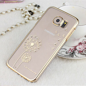 For Samsung S6 S7 Edge Cute Luxury Crystal Diamond
